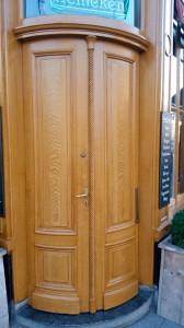 deurhout